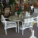 Custom-Made PVC Furniture