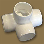 PVC Furniture Parts